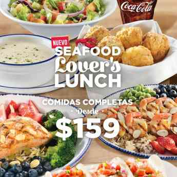 Del Mar a la Mesa Red Lobster presenta 'Seafood Lovers Lunch'