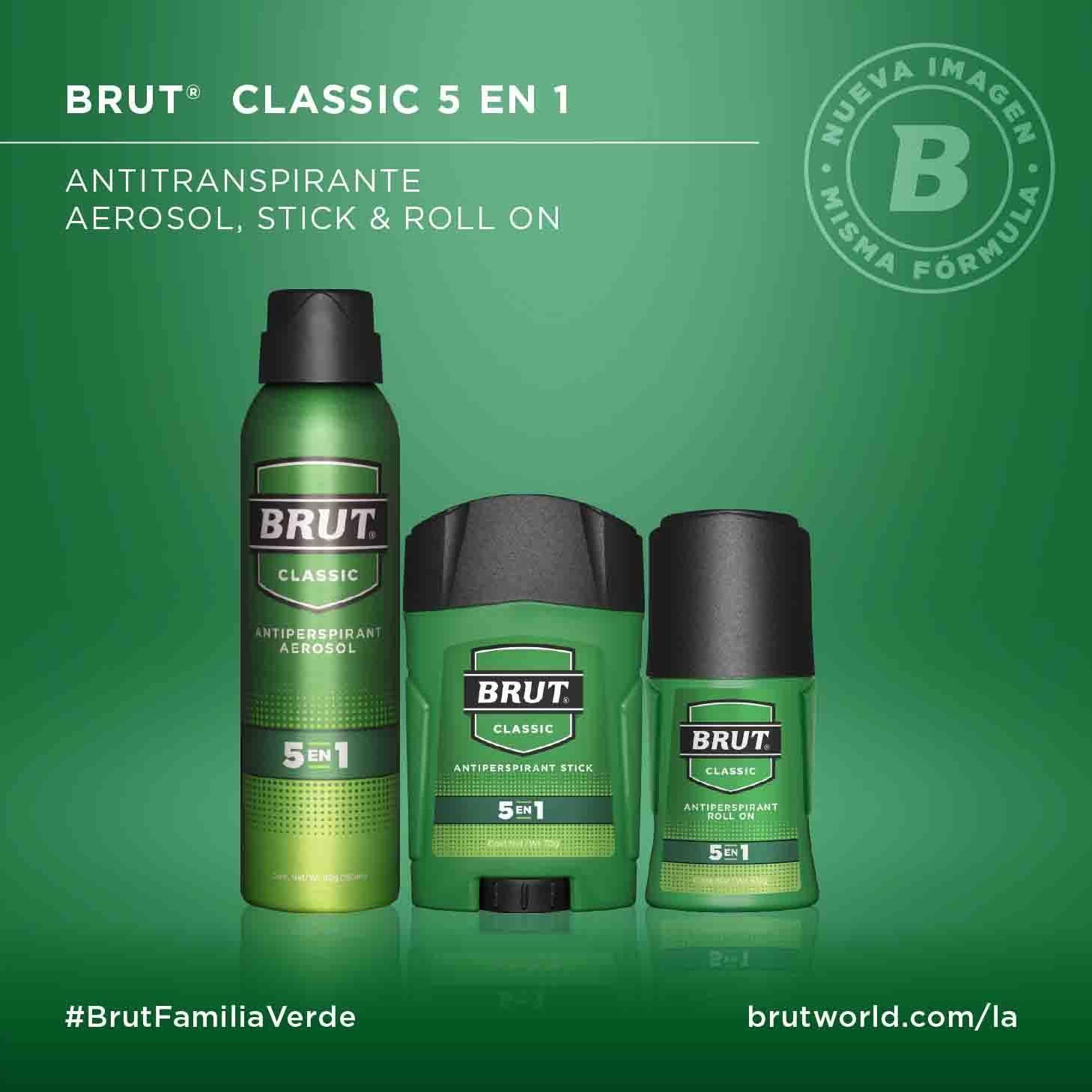 Fotografia Brut Classic 5 en 1
