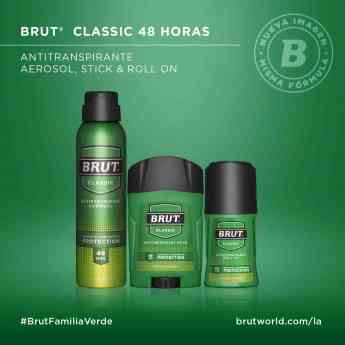 Brut Clsassic 48hrs