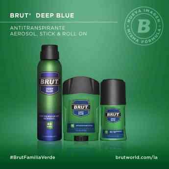 Foto de Brut Deep Blue