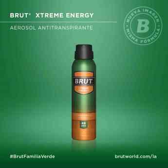 Foto de Brut Xtrem Energy