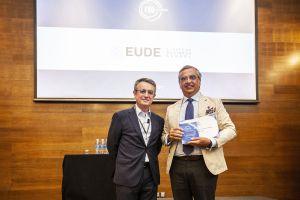 EUDE recoge el premio FSO