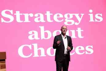Foto de Roger Martin, experto en estrategia de negocios