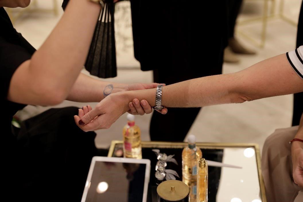 Fotografia Primer Boutique Guerlain Parfumeur en América