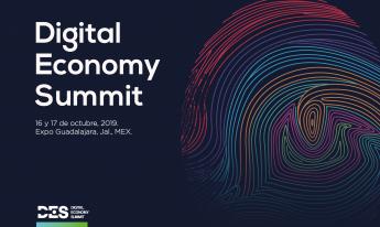 'Re-evoluciona tu negocio a digital'  en DES 2019, 3.ª edición.