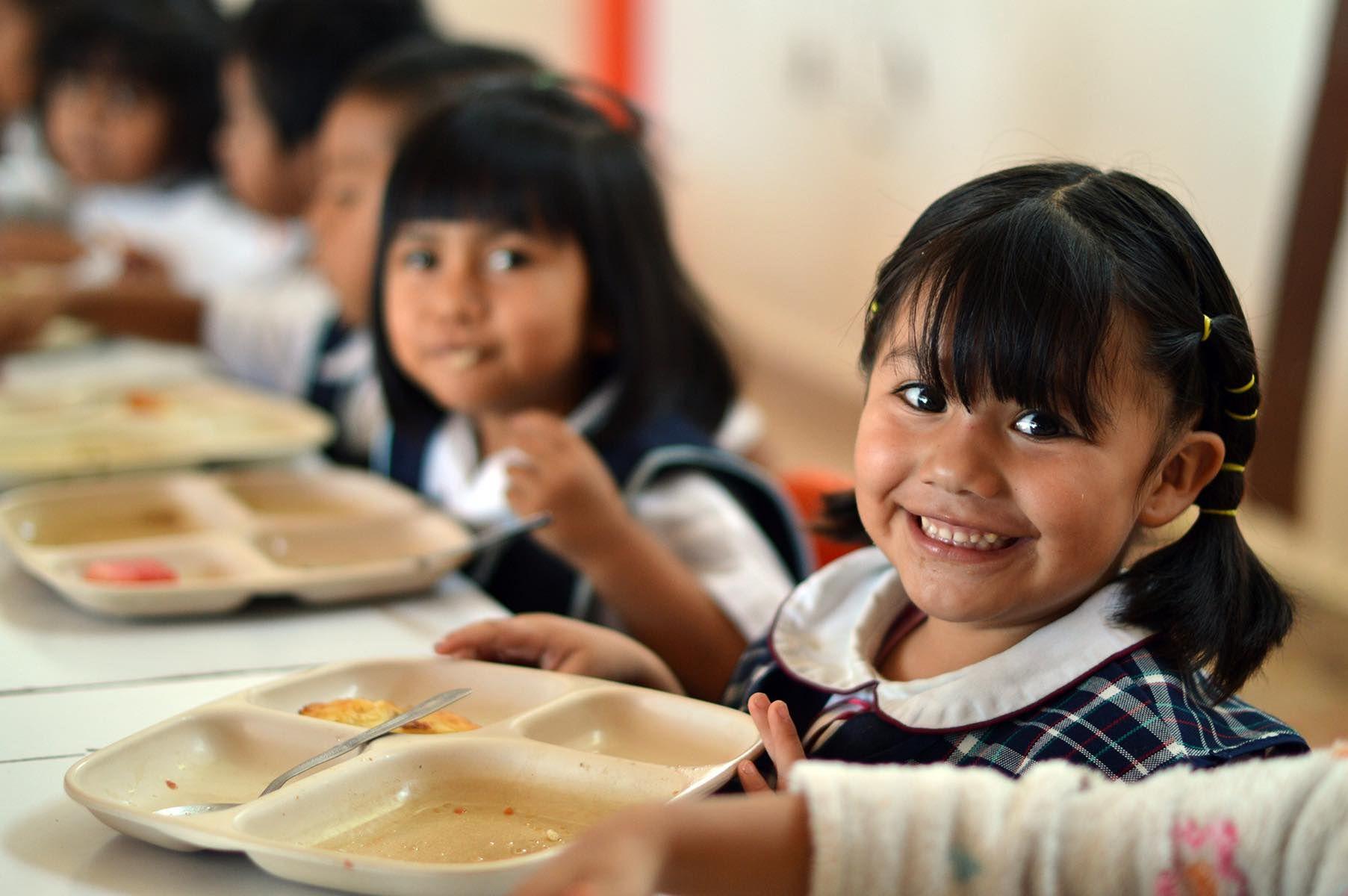 Foto de Niños Fundación CMR