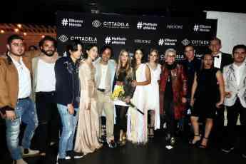 Foto de Celebra Vero Díaz con amigos