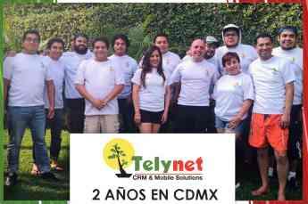 TelyNET sales, APP móvil para una solución global a vendedores propios y a venta terciaria-distribuidores