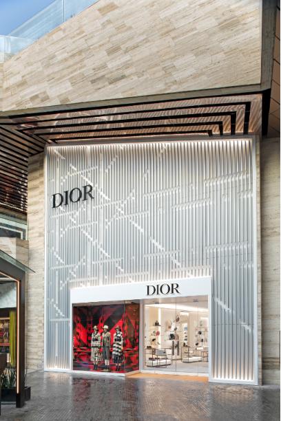 Foto de Nueva flagship store Dior en Artz
