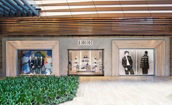 Foto de Boutique Dior menswear en ARTZ