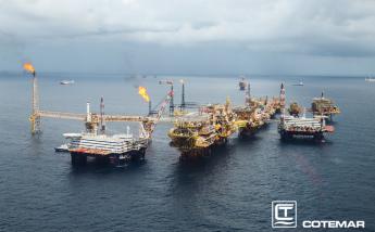 Concluye Cotemar mantenimiento mediante Libranza Total del Complejo Procesador de Gas Akal C7 y C8