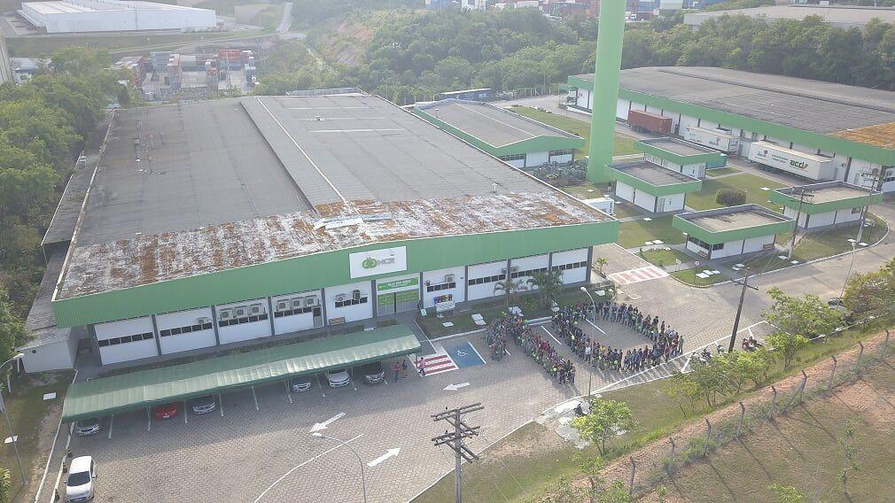 Foto de NCR celebra 10 años de operación en Manaus