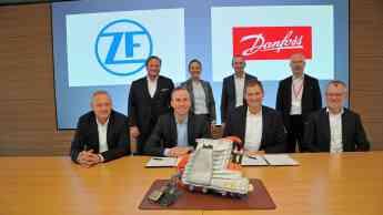 ZF y Danfoss firman asociación estratégica