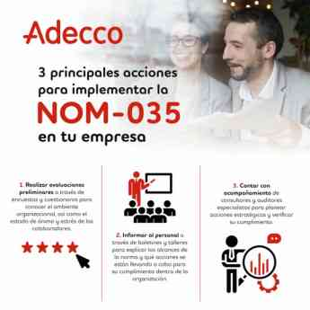 Checa los tips de Grupo Adecco Mexico
