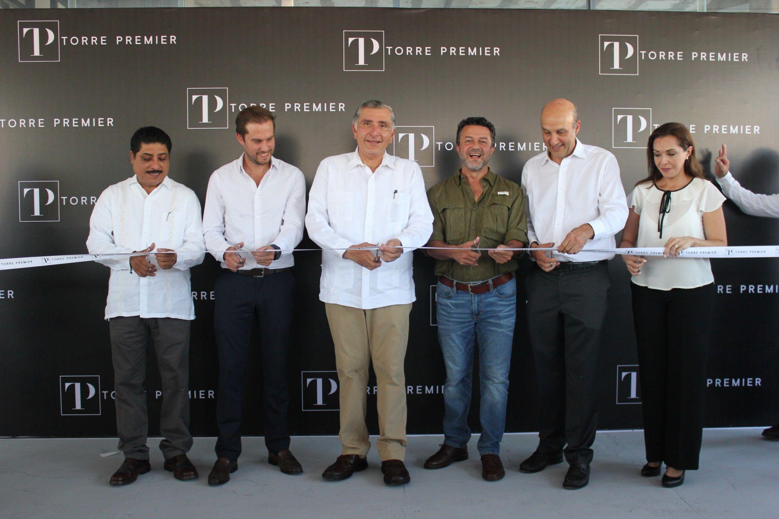 Foto de Inauguración Torre Premier
