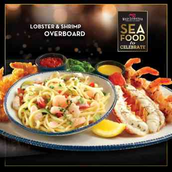 Foto de Seafood to Celebrate en RED LOBSTER