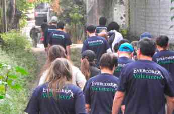 Evercore Volunteers