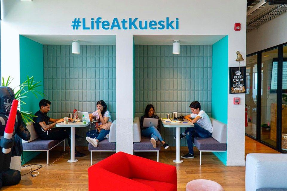 Foto de Aniversario Kueski