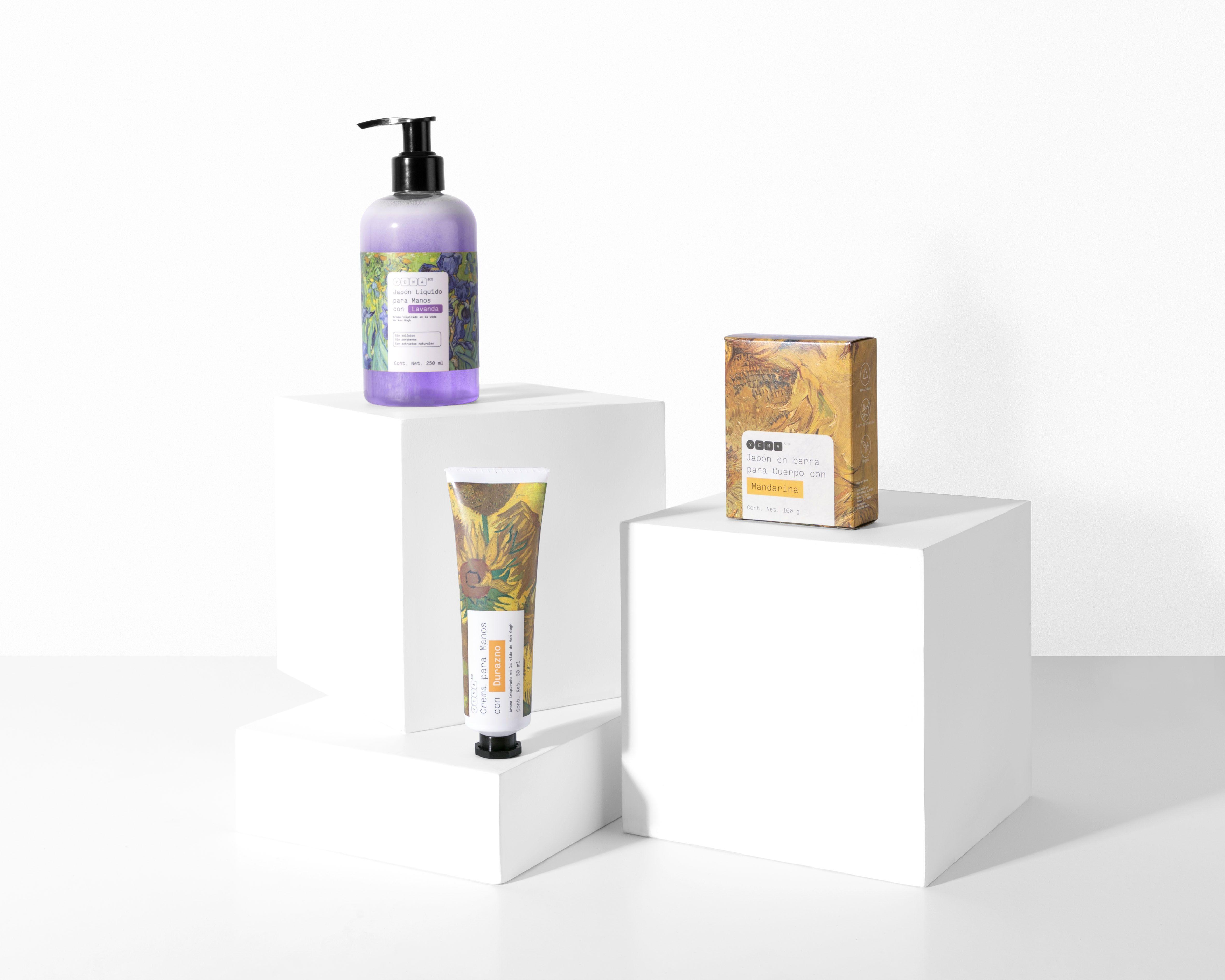 Fotografia Productos de Higiene Personal.