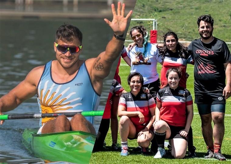 Foto de Rubén Rézola y Club de Rugby Coyotes