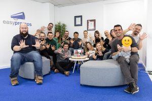 Easypromos cumple 10 años ayudando a las marcas a crear sorteos y promociones online