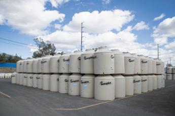 Abastecimiento de agua para contener contagios por COVID-19