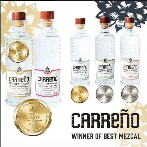 Fotografia Mezcal Carreño gana los mejores premios en la competencia