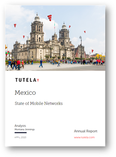 Foto de Mexico State of Mobile Networks 2020