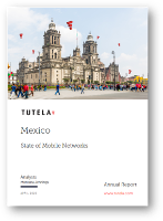 Mexico State of Mobile Networks 2020
