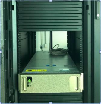 Foto de La DGX-1 instalada en el CIATEQ.