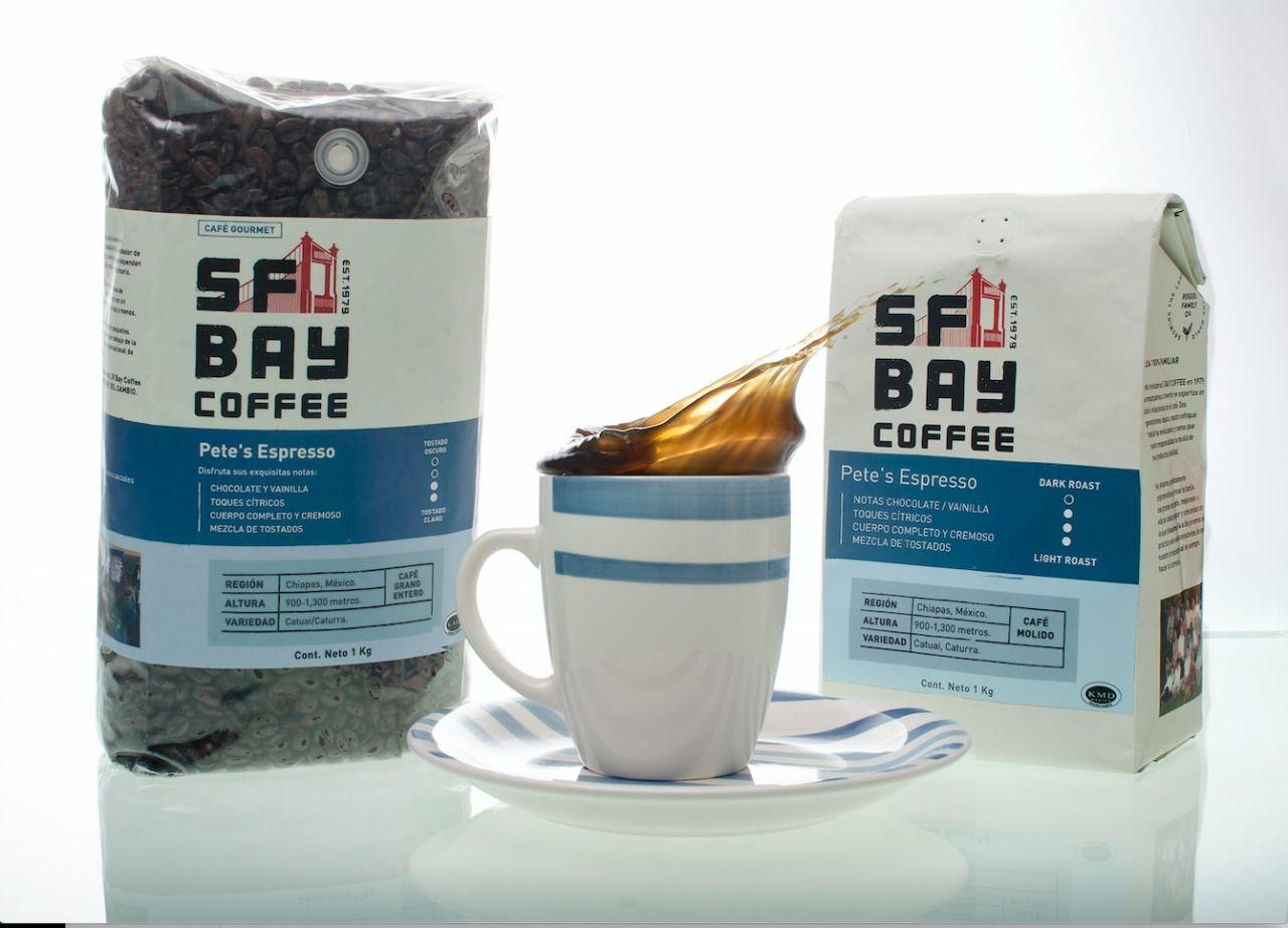 Foto de SF Bay Coffee una gran opción para festejar a papá