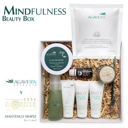 Foto de Mindfulness Beauty Box de AgaveSpa