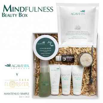 Mindfulness Beauty Box de AgaveSpa