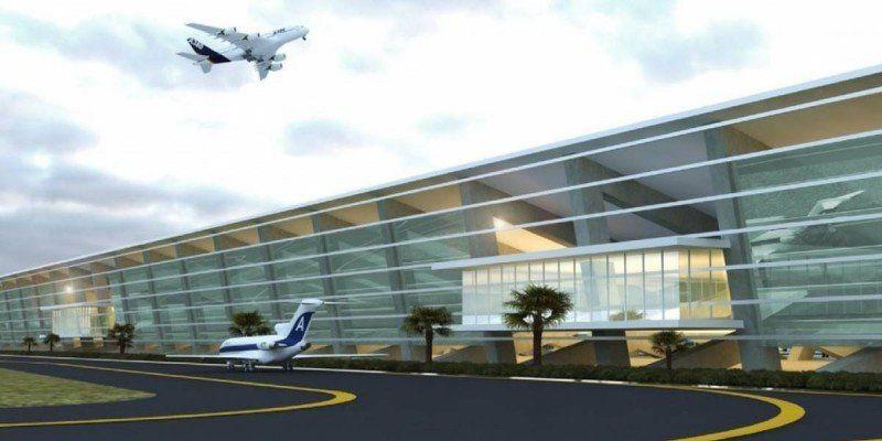Foto de Aeropuerto de Santa Lucía