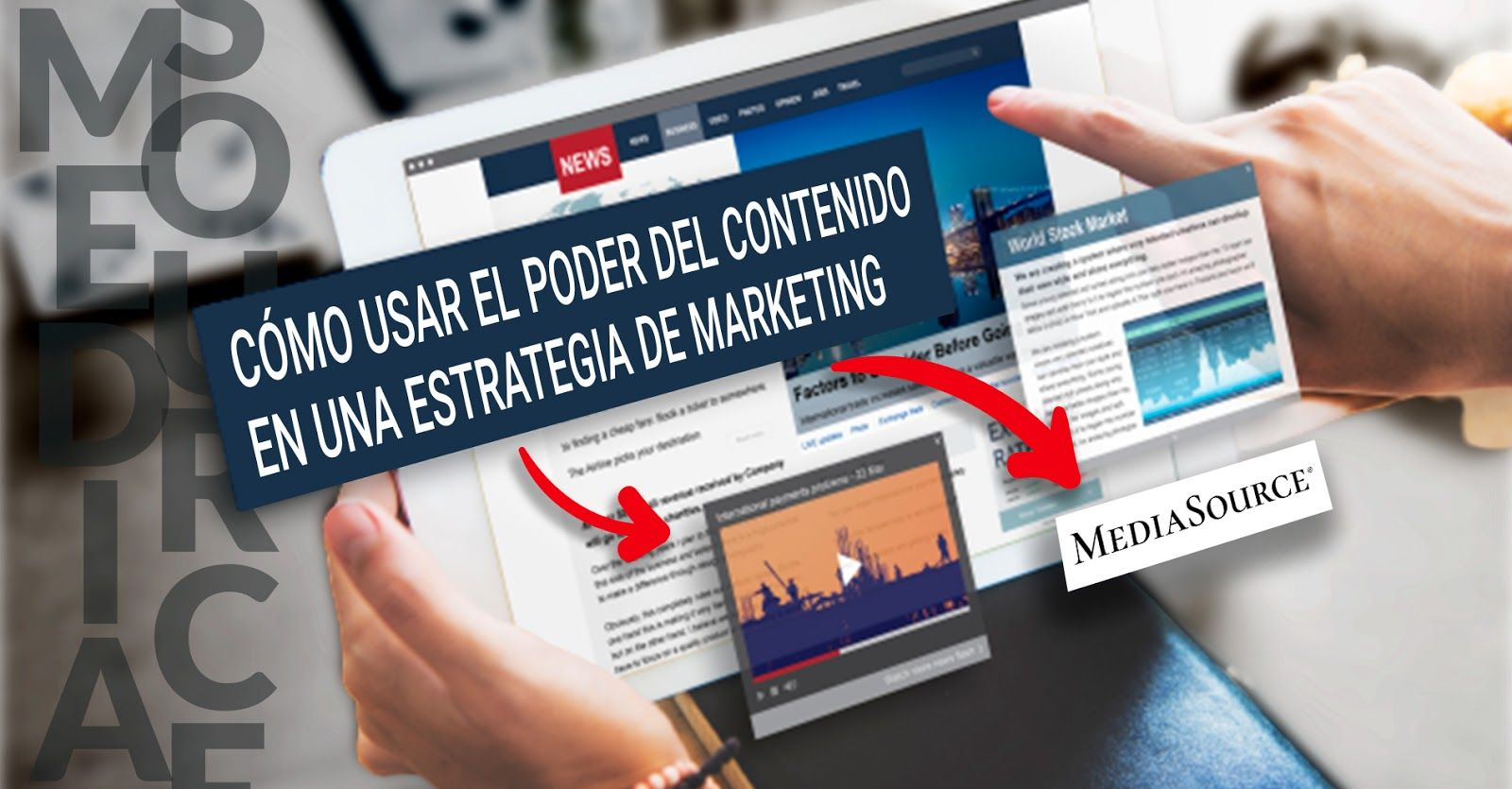 Foto de Cómo usar el poder del contenido en una estrategia de
