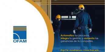 La creación para el sector Industrial de OFAM