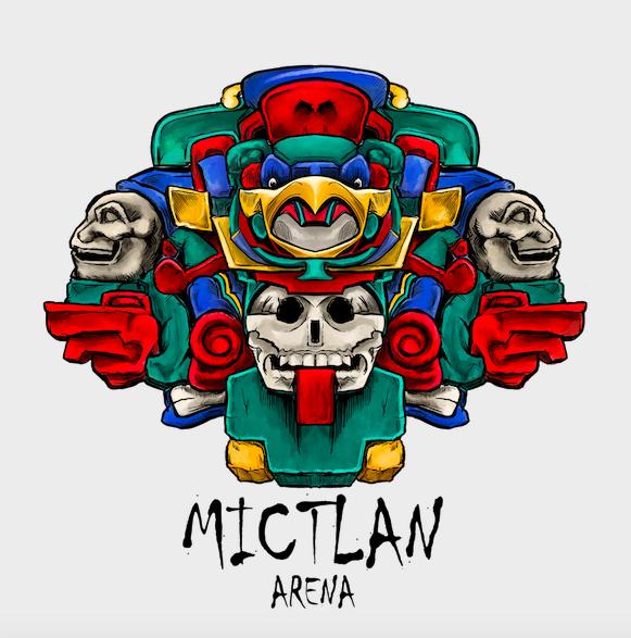 Fotografia Arena Mictlán