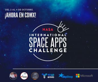NASA Space Apps Challenge despega en la CDMX