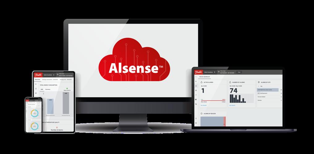 Danfoss da a conocer Alsense? IoT Food Retail Services, impulsado por Microsoft Azure