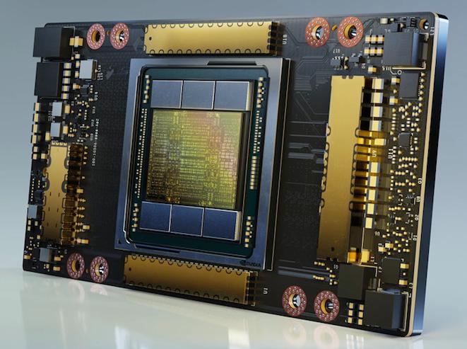 Foto de NVIDIA DGX A100™ system
