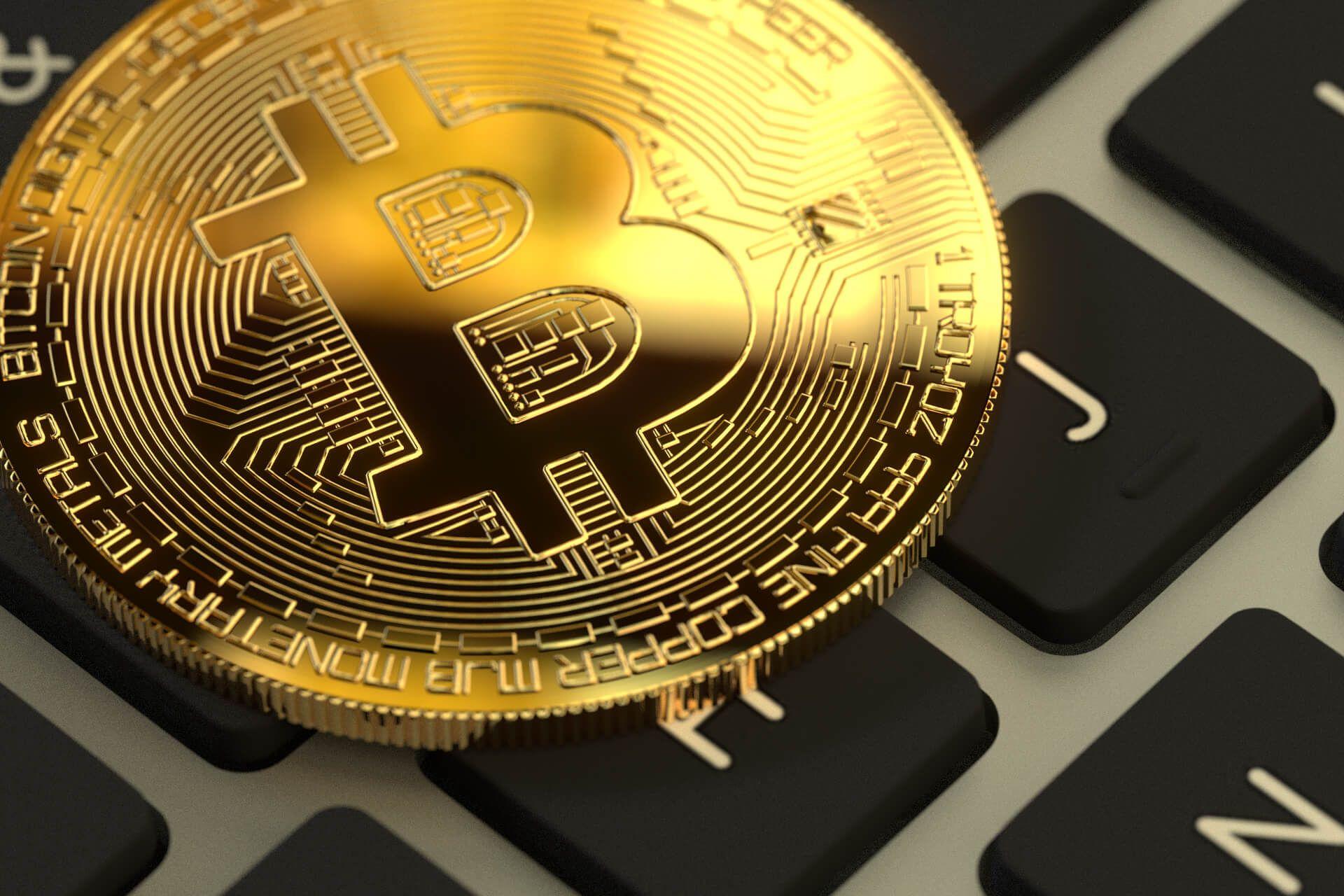 Foto de Bitcoin para los negocios en México