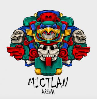 Foto de Arena Mictlán