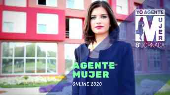 Agente Mujer Online 2020