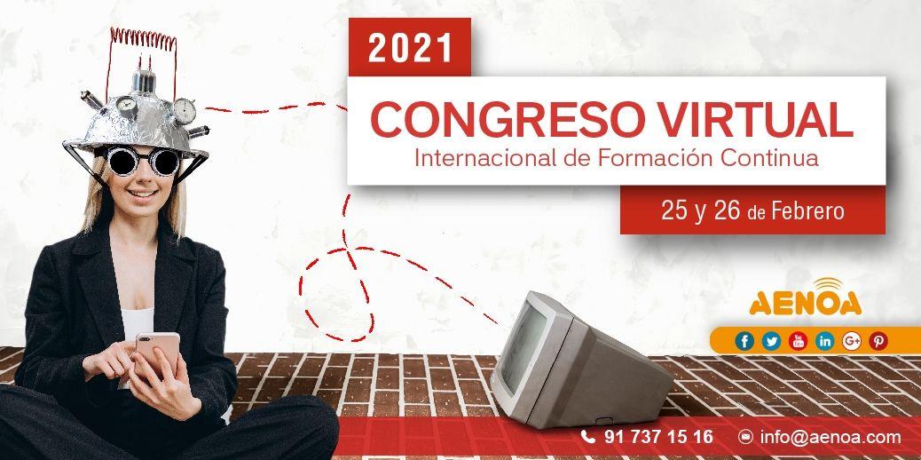 Foto de Congreso Virtual Internacional de Formación Continua
