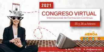 Congreso Virtual Internacional de Formación Continua