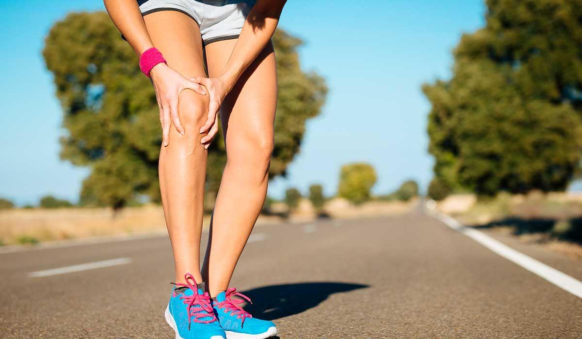 Foto de El dolor de rodilla puede deberse a distintos factores