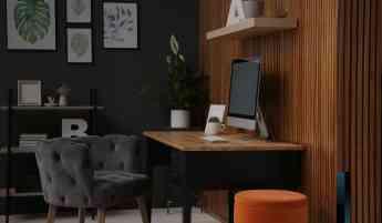 Mejorar los espacios de trabajo son la mejor opción para trabajar y convivir en casa mejor