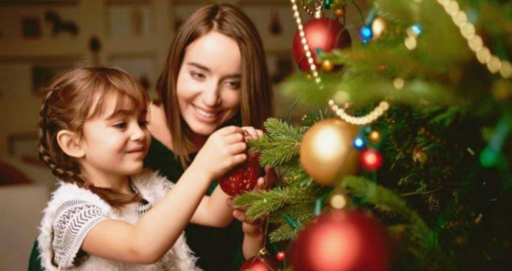 Fotografia Navidad con Petit Bambou