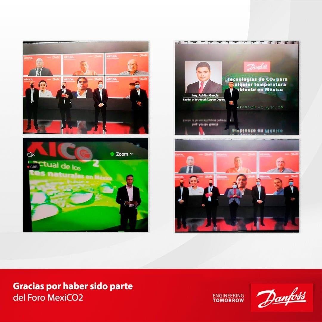 Foto de Realizó Danfoss el Foro MéxiCO2