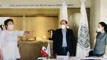 Foto de Laura Beristain asume la presidencia de la Asociación de